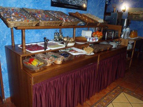 Desayuno Villa de Mestas