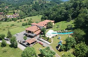 Hotel en Asturias Villa de Mestas
